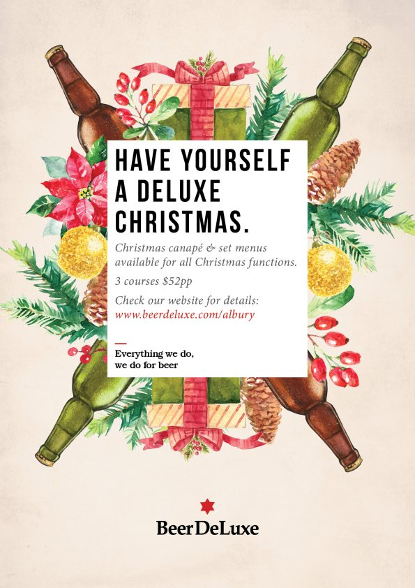 Have yourself a DeLuxe Christmas - Christmas Functions
