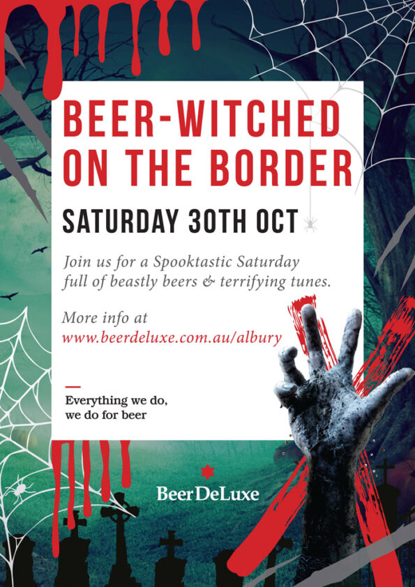 Beer-Witched on the Border