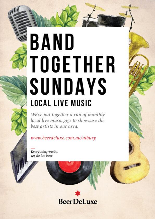 Band Together Sundays