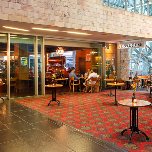 Atrium Room - Beer Deluxe Fed Square