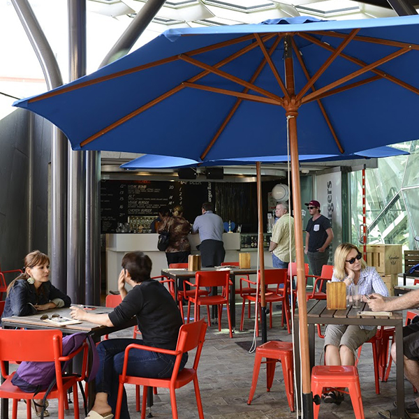 Burger Bar - Beer Deluxe Fed Square