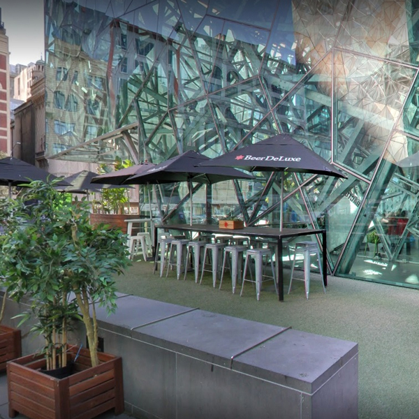 Meadow Room - Beer Deluxe Fed Square