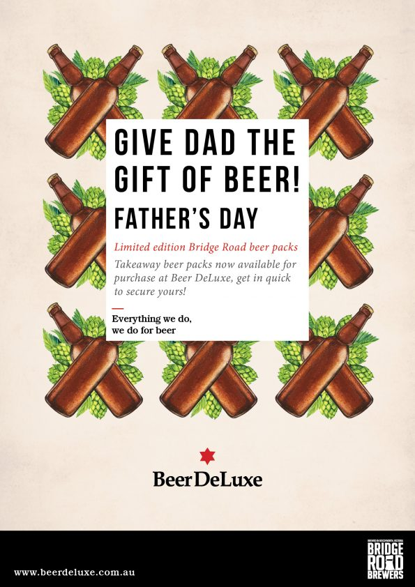 Give Dad the gift of Beer