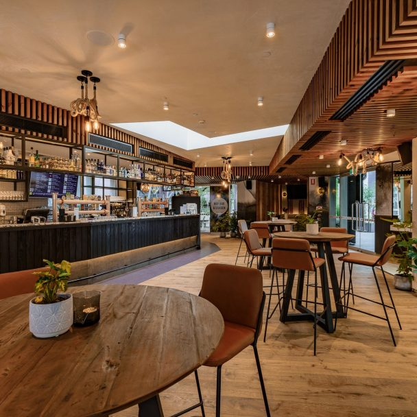 The Hop Bar | Beer DeLuxe Fed Square