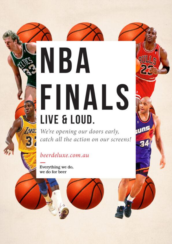 NBA Finals LIVE & LOUD