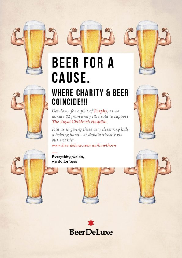 Beer For A Cause -June