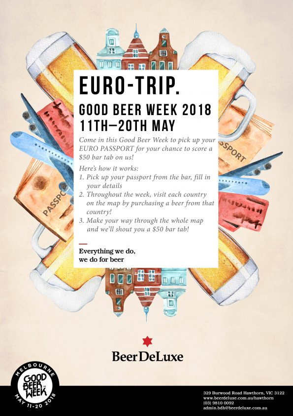 Good Beer week - Beer Deluxe